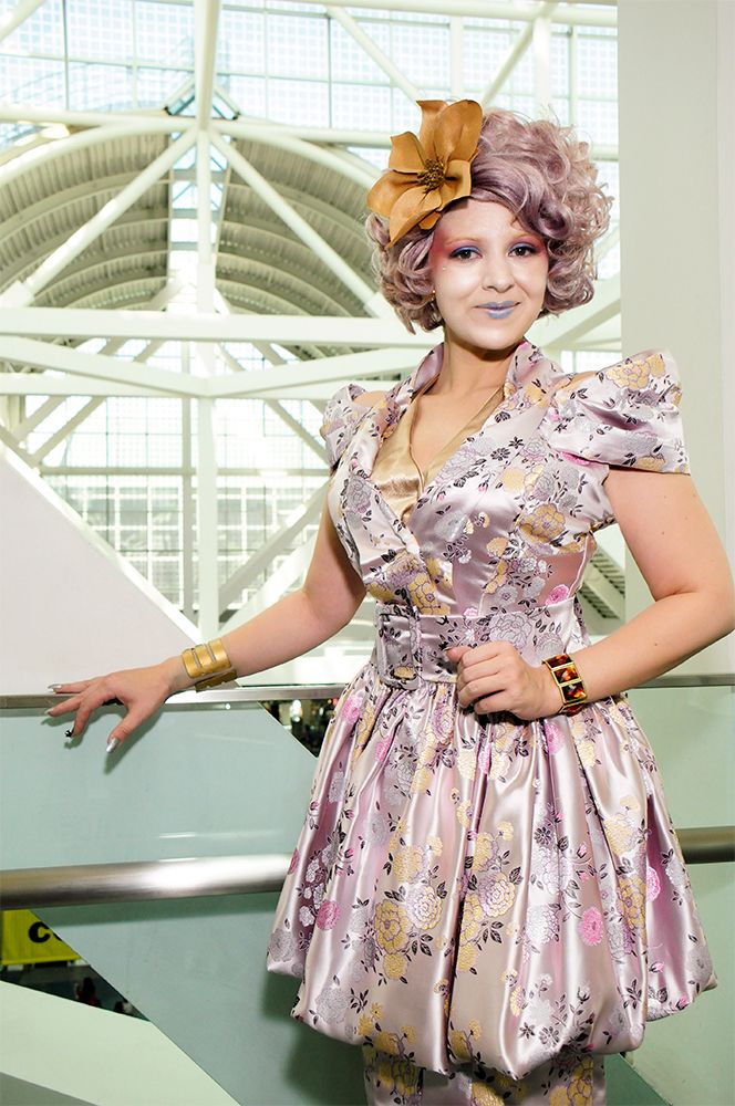 Effie Trinket Costume by TheOriginalAKTREZ.deviantart.com ...