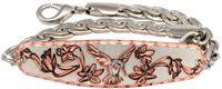 Hummingbird Inspired Copper Bracelets, Chain Bracelets