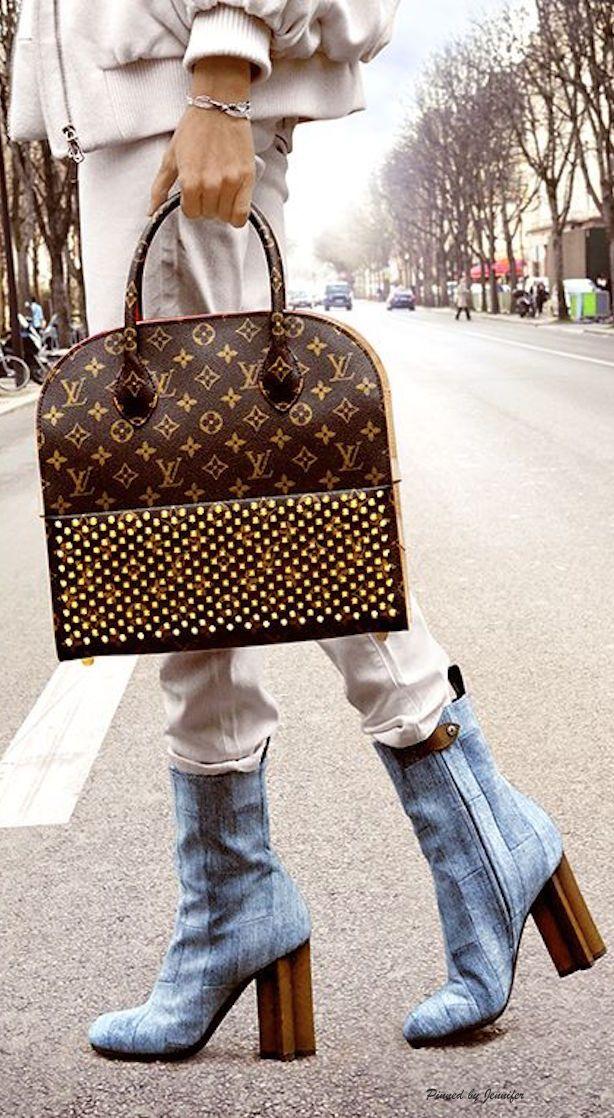 b7e3d202c8a Louis Vuitton/Christian Louboutin Collaboration Bag | My Obsession ...