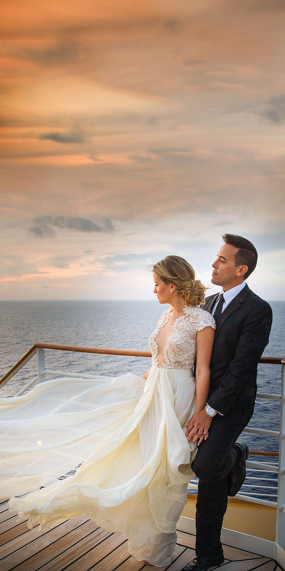 Royal Caribbean Cruise Wedding Celebrate With A Seaside Romance At Your Destination Or Onboard The Ship In 2020 Cruise Wedding Royal Caribbean Cruise Royal Caribbean
