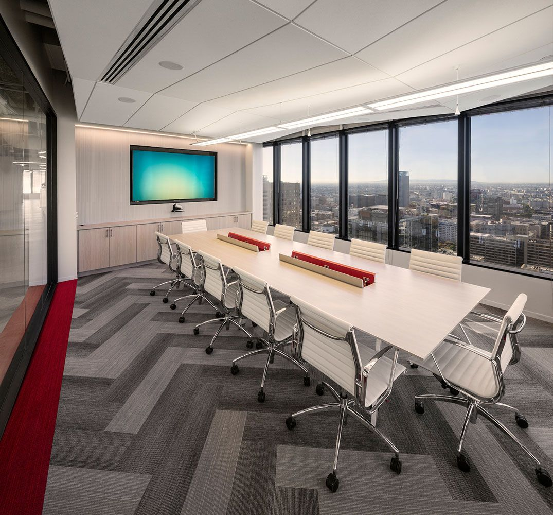 Shaw Midsize Office Winner Project Newmark Grubb Knight