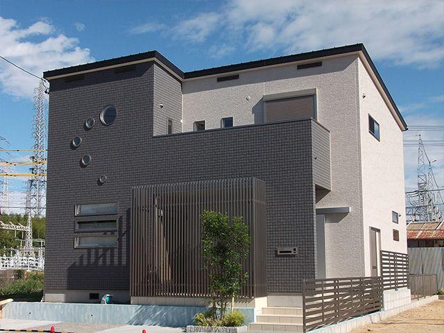 マインドハウス 掲載終了 注文住宅のハウスネットギャラリー ホームウェア マイホーム 外観 ハウス