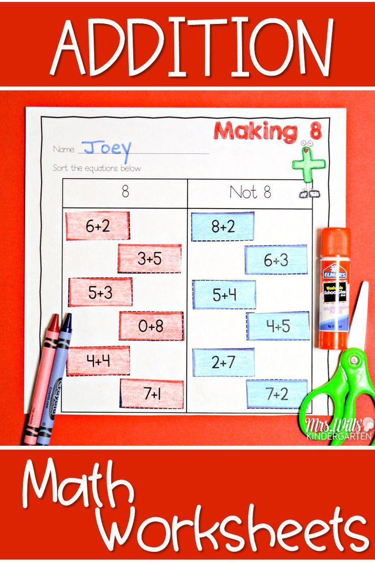 First Grade Math Homework: UNIT 1