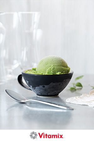 With a Vitamix, you can create your own summer traditions. Try our frosty and flavorful Green Apple Ice Cream