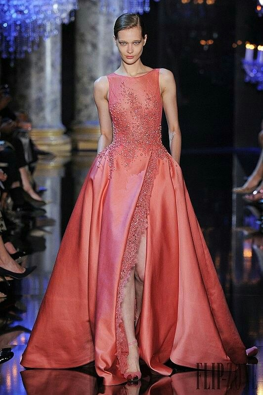 2014 - 2015collection | ELIE SAAB - Diseñador de moda libanés ...