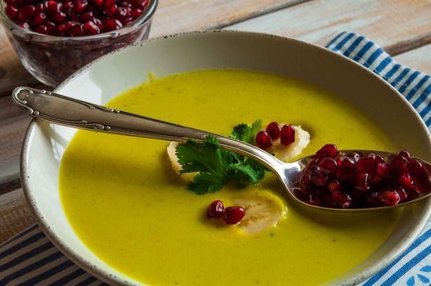 natürlich essen | Bananen-Curry-Kokos Süppchen | Lars Brouwers & Torsten Fleischer