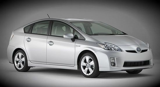Toyota Prius Is A Car That Looks Unusual Always Attracts The