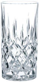 Smukt Noblesse longdrink glas. Sælges kun i pakker a' 4 stk. Magasin.dk - Køb online'