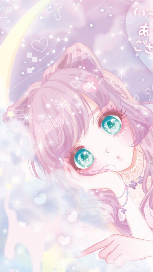 Pin By Hailey On Girly Anime Cute Anime Wallpaper Kawaii Anime Anime