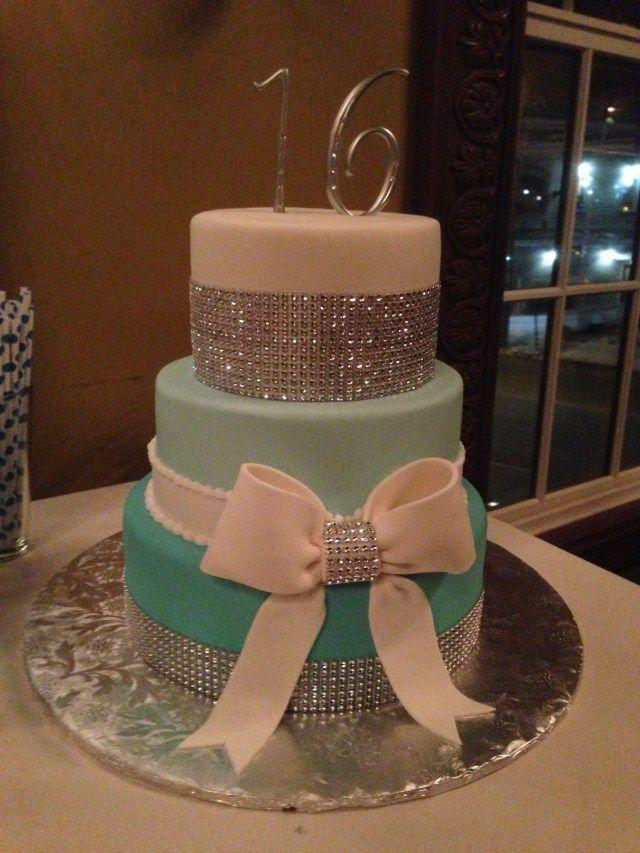 35+ Pretty Image of Sweet 16 Birthday Cake #sweetsixteen