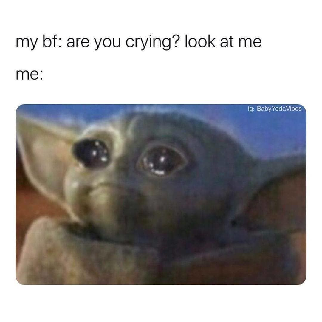 Are You Crying Look At Me Pictures Photos And Images For Facebook Tumblr Pinterest And Twitter In 2021 Funny Baby Memes Baby Memes Funny Babies