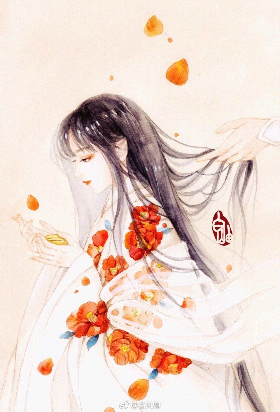 Trì Ngư Cre Weibo (Có hình ảnh) Painting, Drawing, Anime