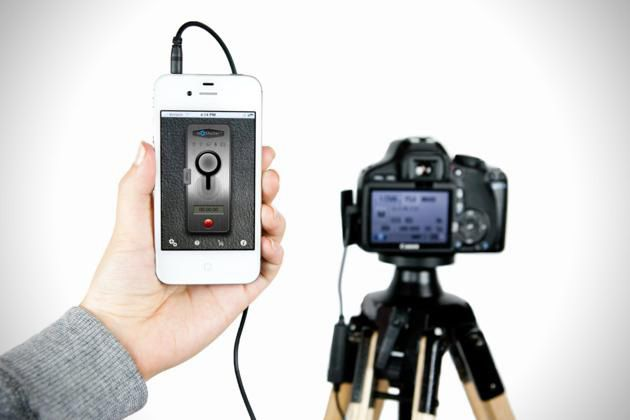ioShutter Camera Remote for Apple iPhone iPod  iPad 1