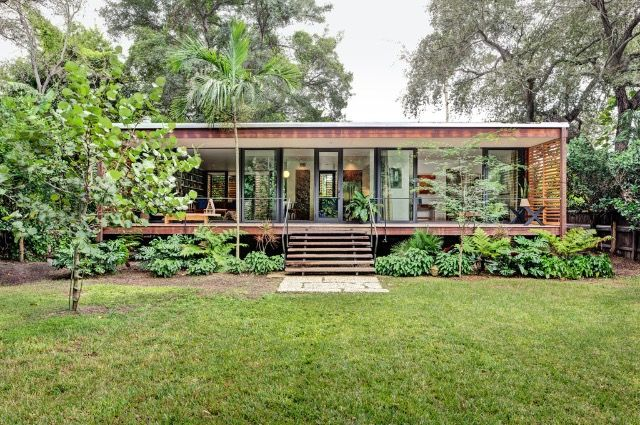 Container House Brillhart House Who
