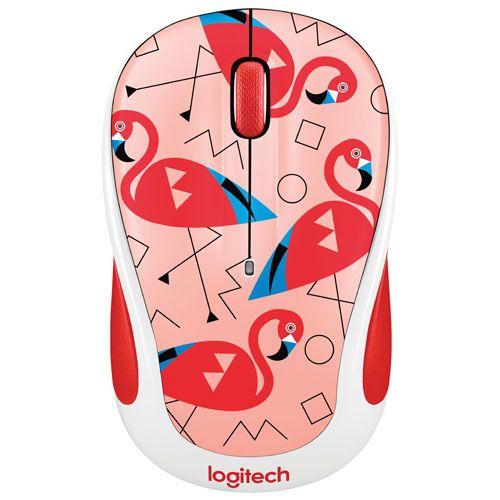 9c5932c6891 Logitech Party M325 Wireless Optical Mouse - Flamingo   Office ...