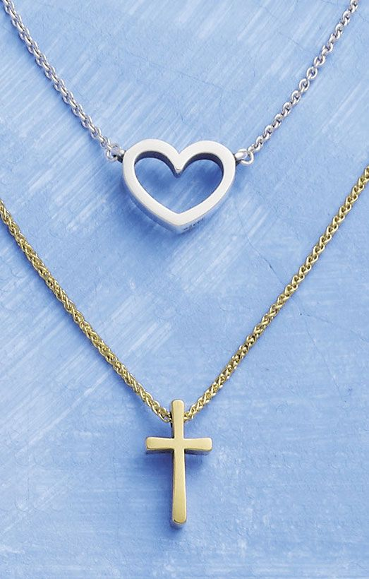 Petite heart necklace petite latin cross necklace jamesavery petite heart necklace petite latin cross necklace jamesavery aloadofball Gallery