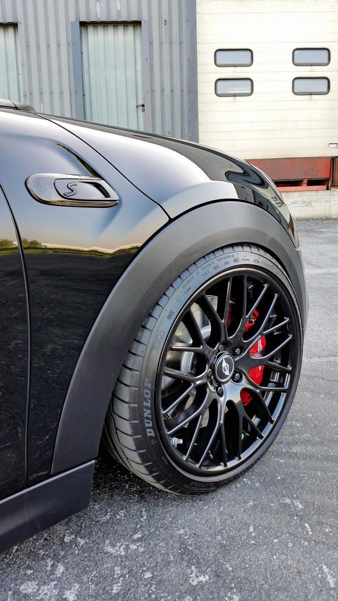 Black F56 From Belgium At 267hp Jcw Brakes 2015 Mini Cooper Forum