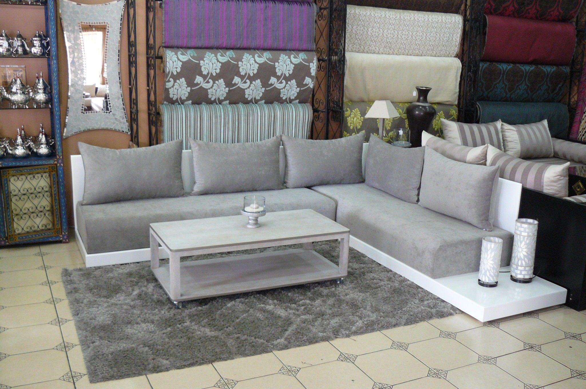 Salon Marocain Designe 8 Akrongvf Avec Salon Marocain ...