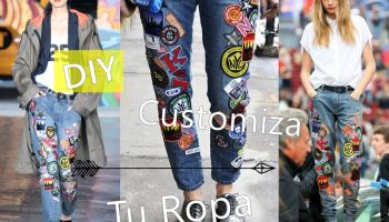 3 diy para customizar tu ropa