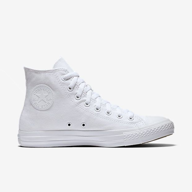 d32eeeef7f7 Converse Chuck Taylor Monochrome High Top Unisex Shoe