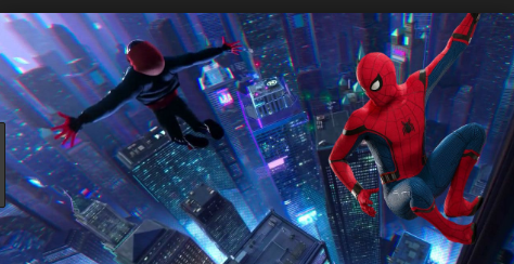 Watch Spider-Man: Into the Spider-Verse Full-Movie Streaming