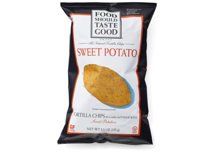 Food should taste good original sweet potato chips http