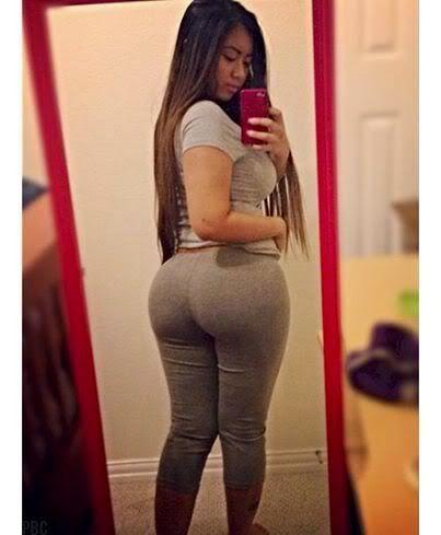 big booty chinese girls