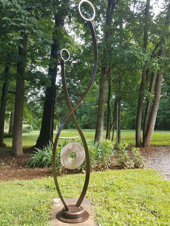 Art Abstract Sculpture Metal, Outdoor Metal Artwork