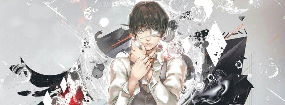 تصميم غلاف انمي Anime Boy Tokyo Ghoul Anime Ghoul