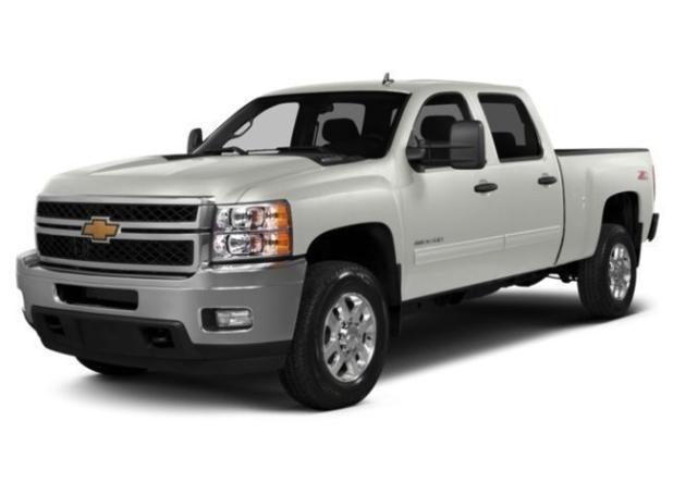 2014 Chevrolet Silverado 3500hd Work Truck Year 2014 Make