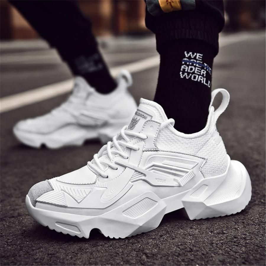Men S Fashion Personality Sneakers In 2019 Men S Sneakers