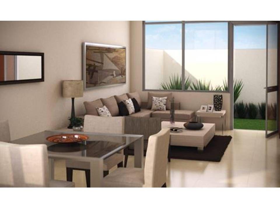 Como decorar tu sala comedor un dise o impecable que for Como decorar espacios pequenos sala comedor