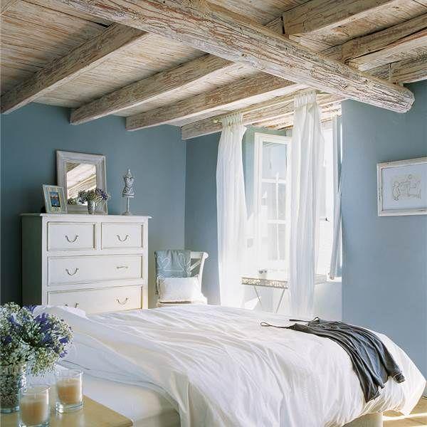 Ampl a tu casa solo con la pintura pinturas dormitorio - Tirar paredes en un piso ...