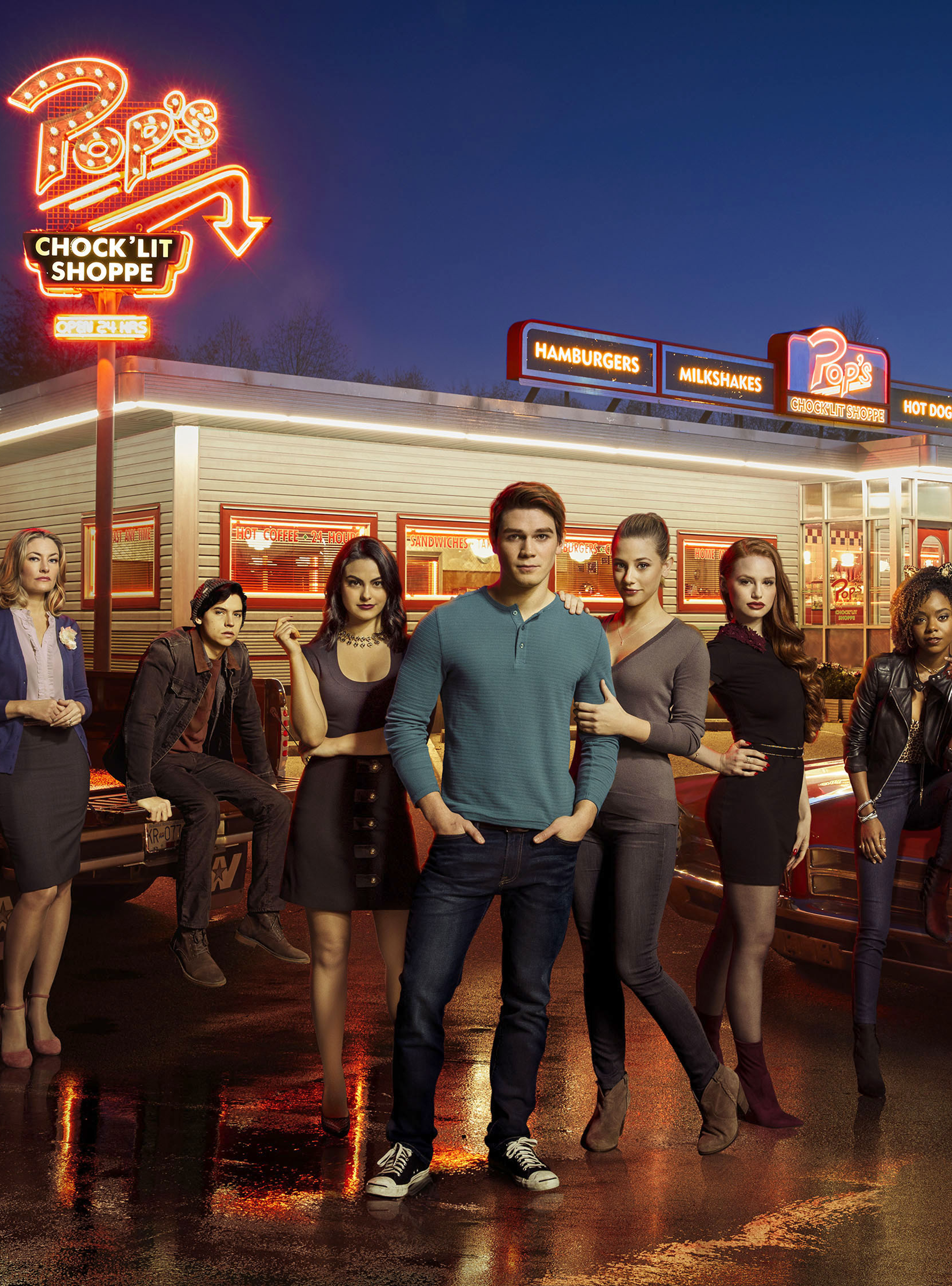 Reddit Just Found Proof That Riverdale & Rosewood Are Actually The