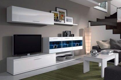 Muebles de salon baratos muebles de salon muebles modernos atrapamuebles deco home - Muebles para salon modernos ...