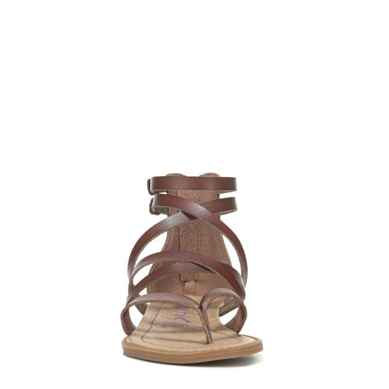 a82b36ef9 Blowfish Women s Bungalow Gladiator Sandals (Whiskey) - 7.0 M ...