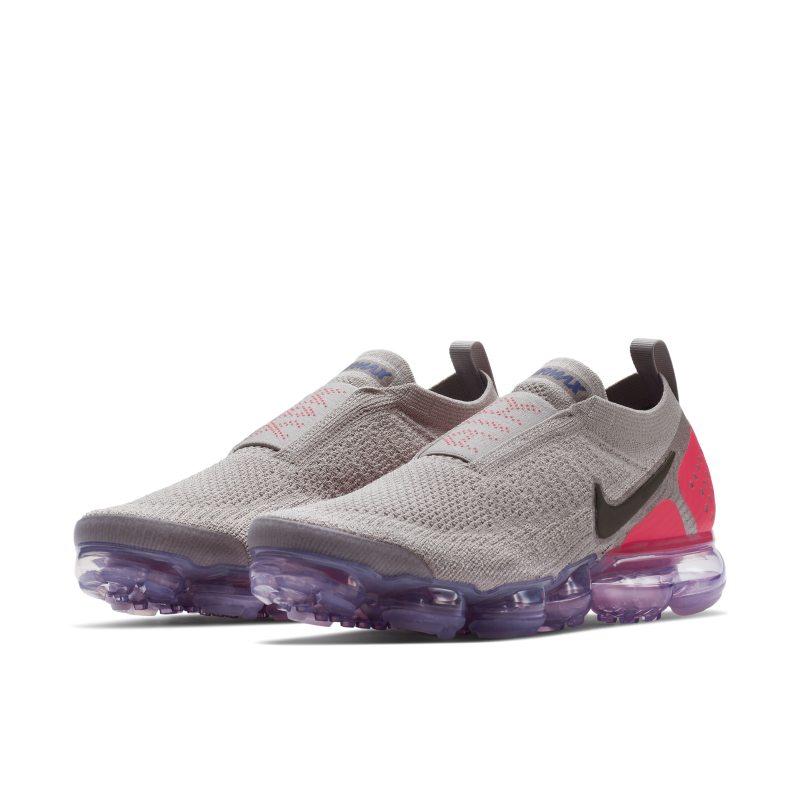 b576f63f55545 Nike Air VaporMax Flyknit Moc 2 Unisex Running Shoe - Grey