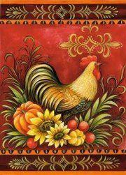 Las impresiones Lyudmila - Gallo y pollo | OK.RU