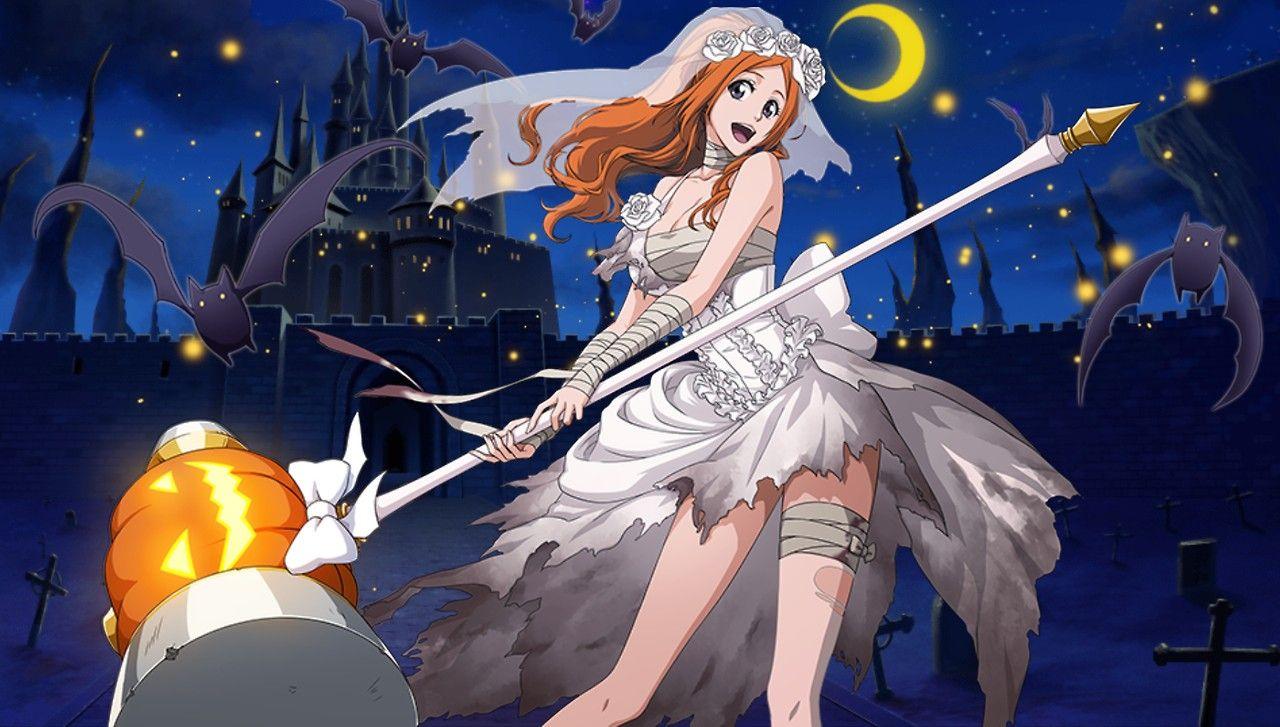 Halloween in 2020 Bleach anime, Bleach characters