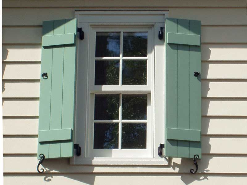 Board Batten Shutters Next Project Outdoor Shutter