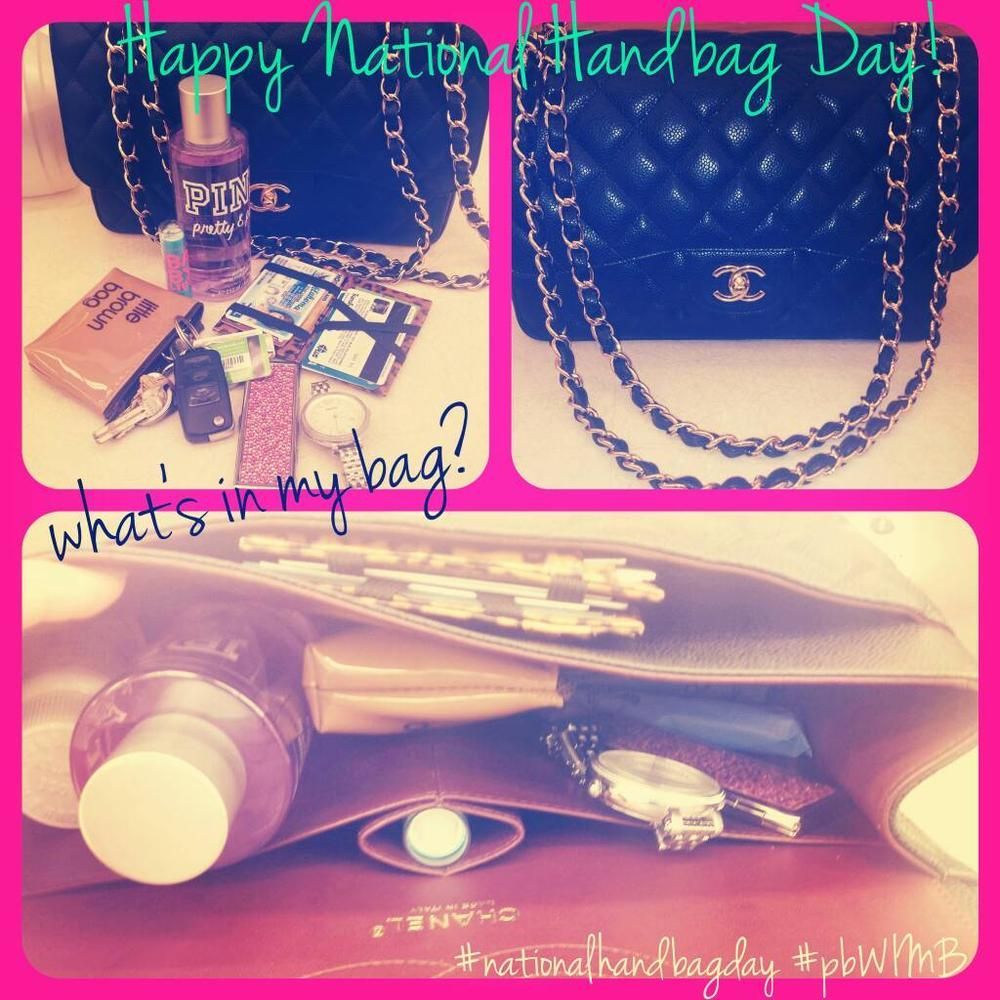 What's in your CHANEL bag today? Include pics! - Page 144 - PurseForum