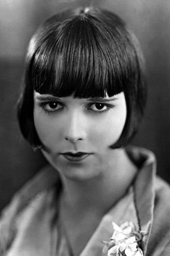 short flapper hairstyles