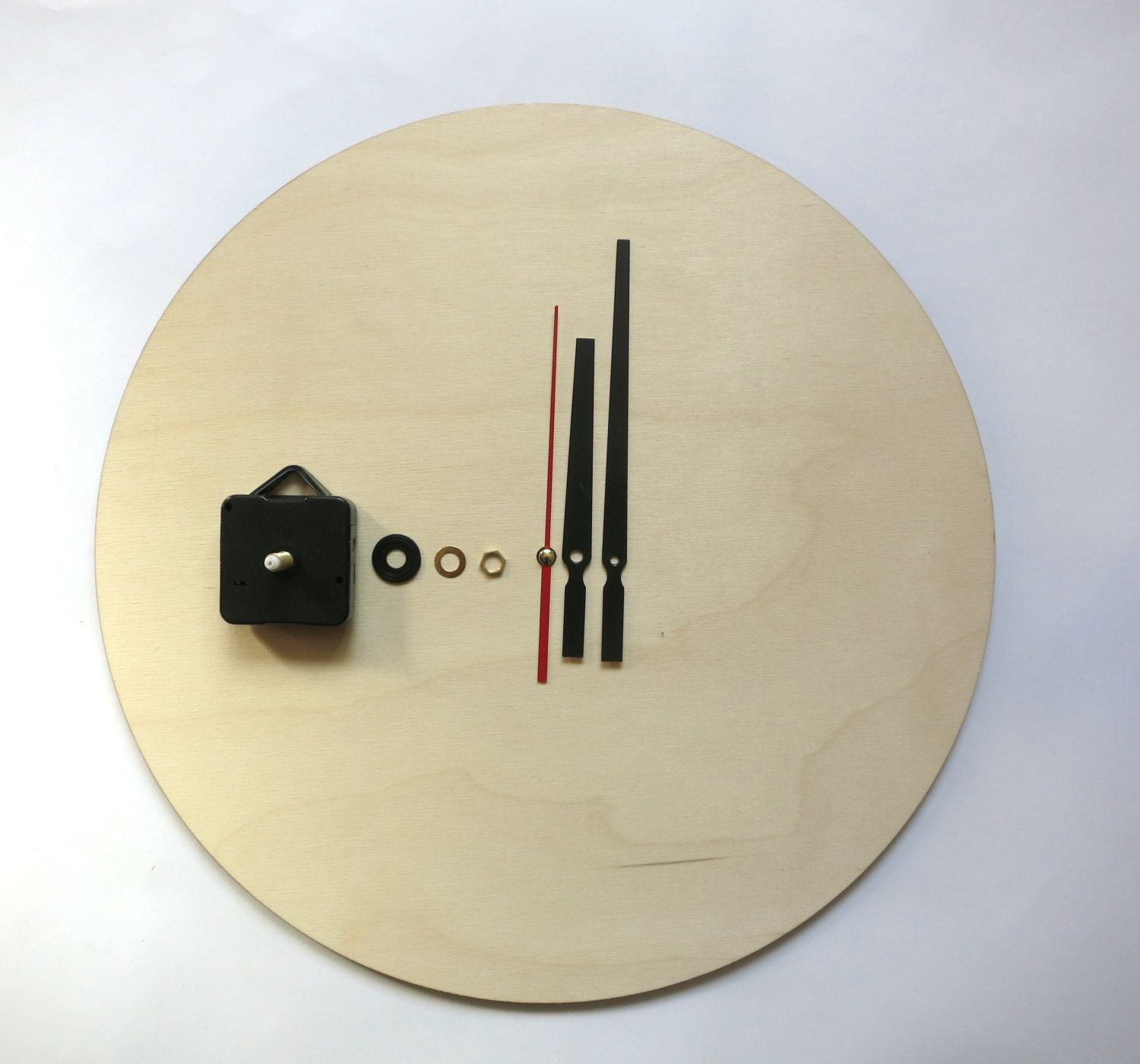 Large Wall Clock Movement Kit httpbleeckerstreetbeatcom