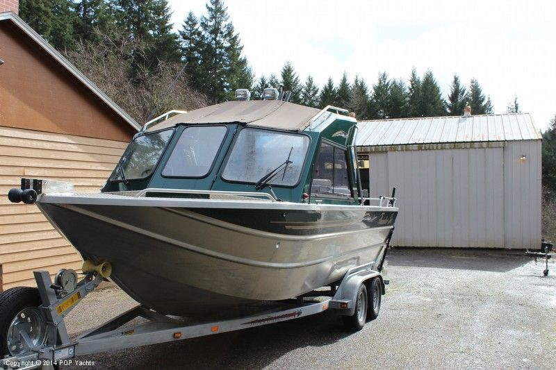 2010 Thunderjet 22 Alexis OB Offshore Aluminum, $ 57,300 00 | Boats