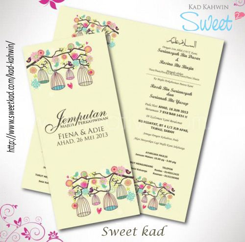 Sweet kad provides awesome Invitation printing services Browse our