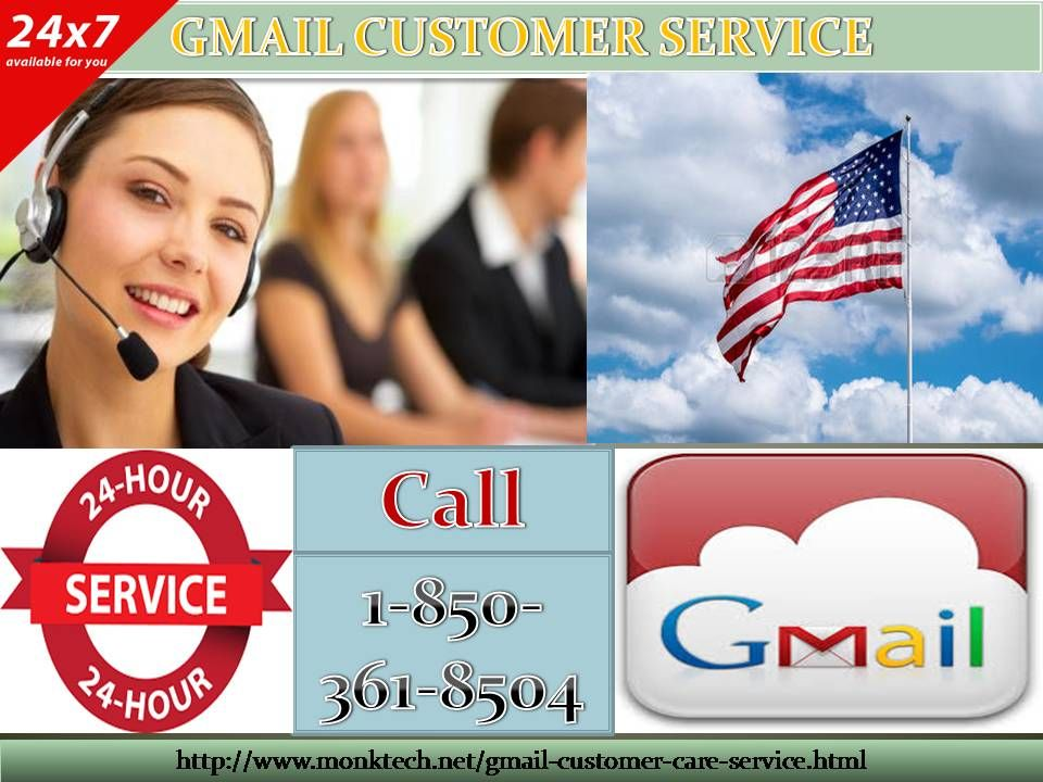 Avail gmail customer service 18503618504 to fix your