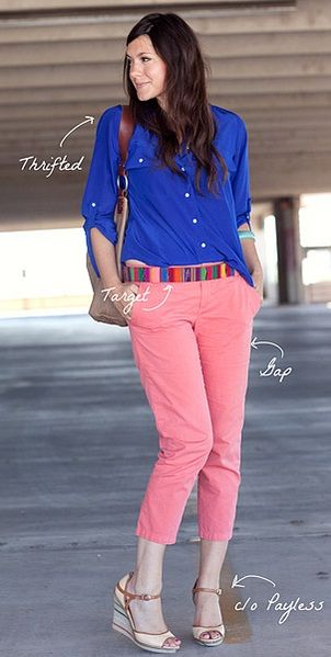 4c655e9831 Royal blue shirt