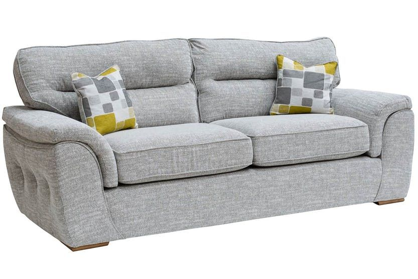 Sadie 3 Seater Sofa 5 Colour Options Sofa Inspiration Sofa Couch Furniture