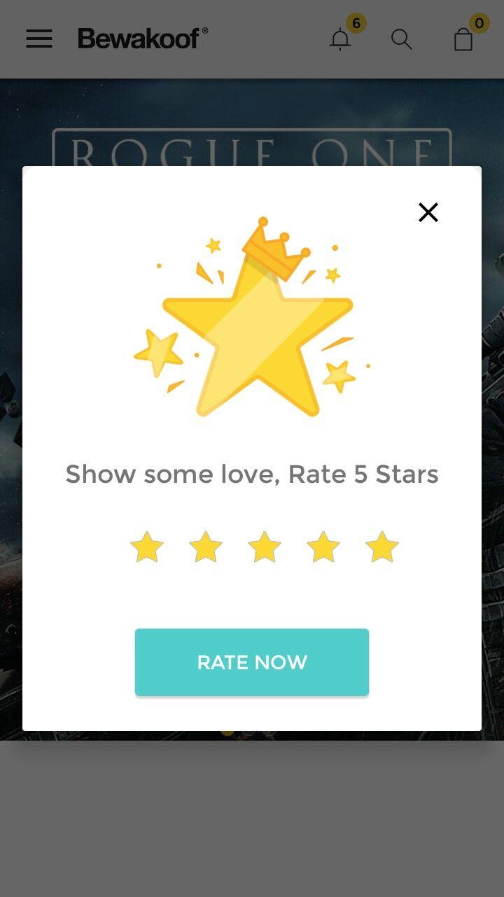 Bewakoof Pandora, App, Love