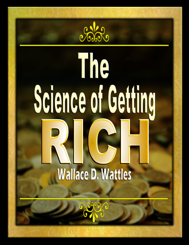 ❇ it book free download pdf the science of getting rich.